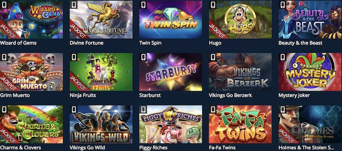 NordicSlots Free Spins