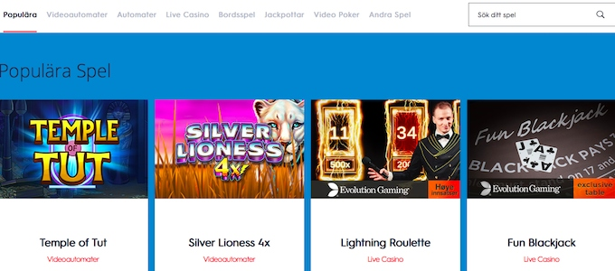 NorgesCasino Free Spins