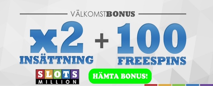 Slots Million Casino Bonus