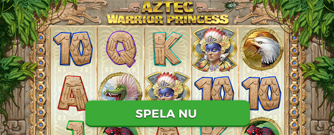 Aztec Warrior Pricenss Slot