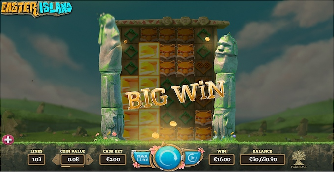 Easter Island Free Spins