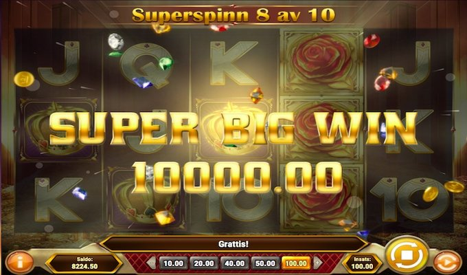 Gold King Free Spins