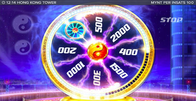 Hong Kong Tower Slot Bonus