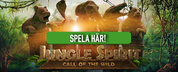 Jungle Spirit Call of the Willd Slot