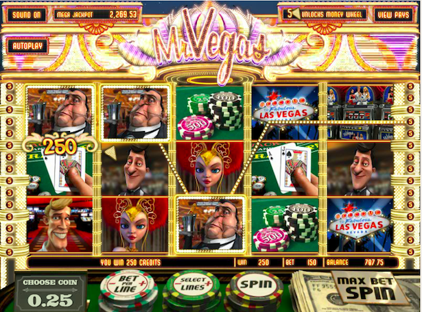 Mr Vegas Jackpot