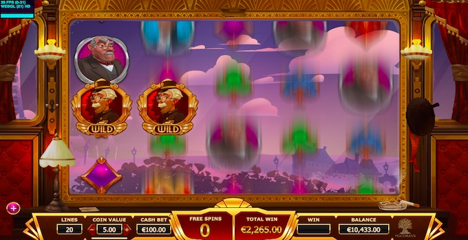 Orient Express Free Spins