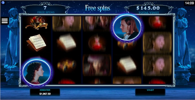 Phantom of the Opera Free Spins