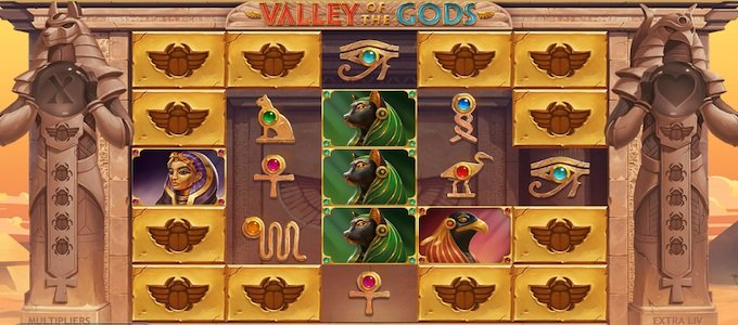 Valley of the Gods slot