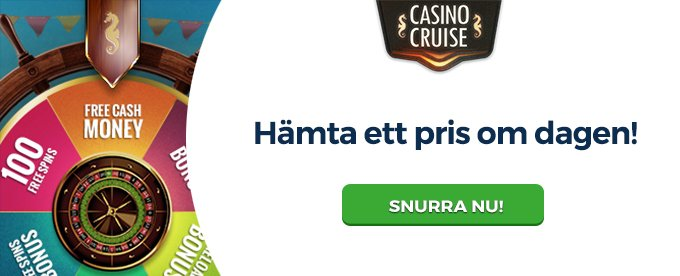 CasinoCruise Kampanj