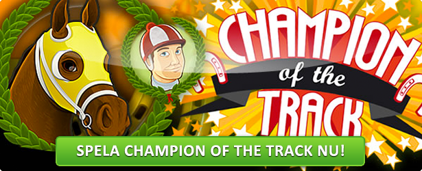 Spela Champion of the Track hos Cherry Casino