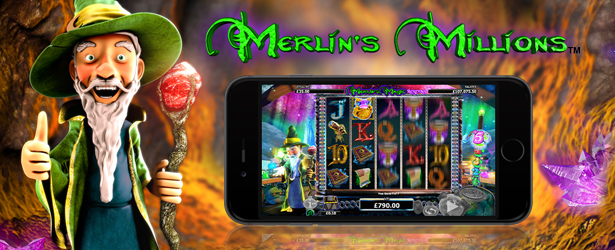 Merlin's Million Slot