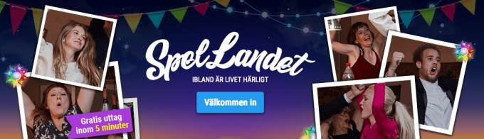 Spellandet Casino